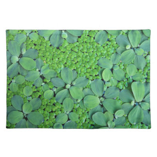 Water plant placemat