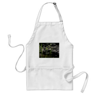 Water Plants in BC Canada Standard Apron