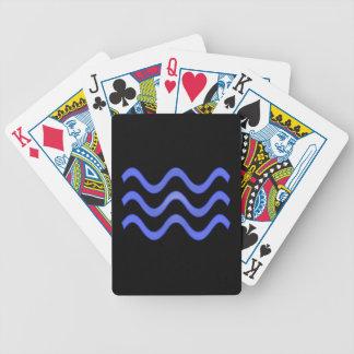 Water Poker Deck