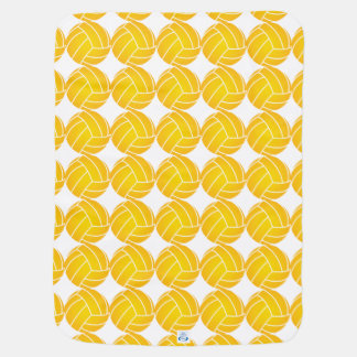 Water Polo Ball Blanket - Yellow