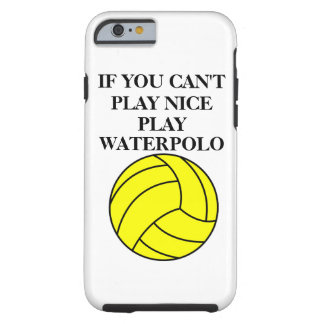 Water Polo Case