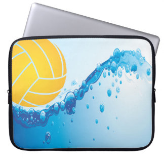Water Polo Design Laptop Sleeve