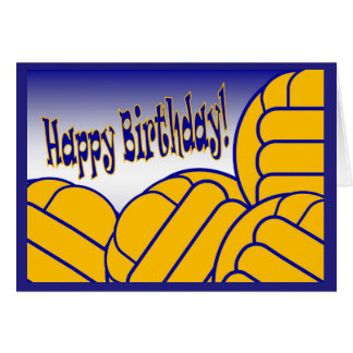 Water Polo - Happy Birthday from Biggest Fan! Card