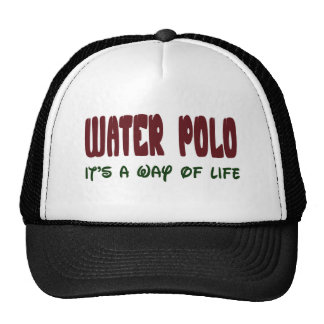 Water Polo It's a way of life Trucker Hat