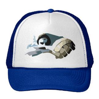 water polo man cap