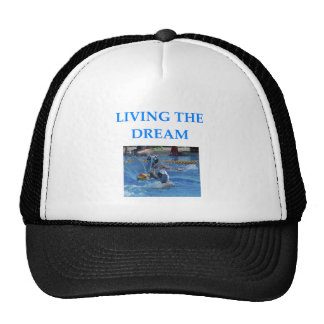 water polo mesh hat
