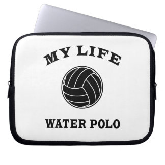 Water Polo My Life Computer Sleeves
