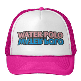 water polo pink cap