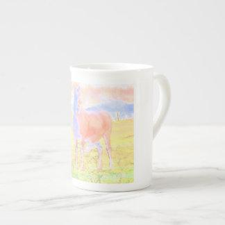 water proof art tea cup