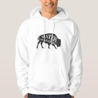 Water Protectors -- Buffalo Hoody Mens 1