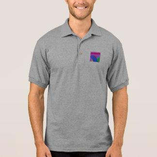 Water Rainbow Polo T-shirts