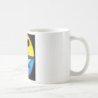 Water Reflection Ak Man Coffee Mug