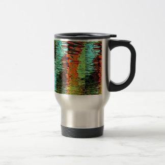 Water Reflection Stainless Steel Travel Mug