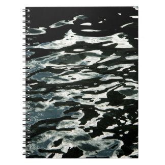 Water Reflection Notebook