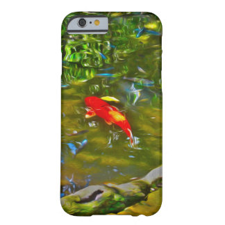 Water Reflections and the Koi Fish Barely There iPhone 6 Case