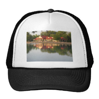 Water reflections hat