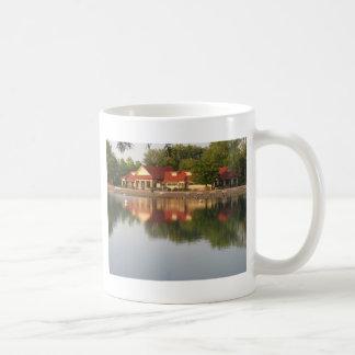 Water reflections mug