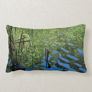 Water Reflections Pillow Cushion