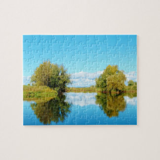 Water reflections - Puzzle