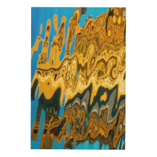 """""""Water Reflections"""" Wood Prints"""