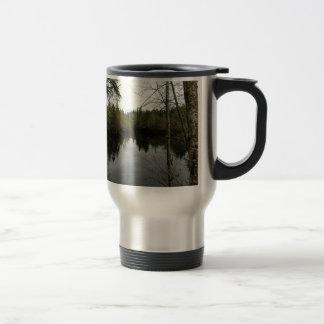 Water Reservior Reflection Mug
