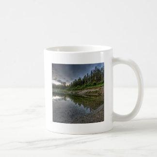Water Reservior Reflections Mug
