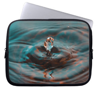 Water Ripples and Droplet Computer Sleeve