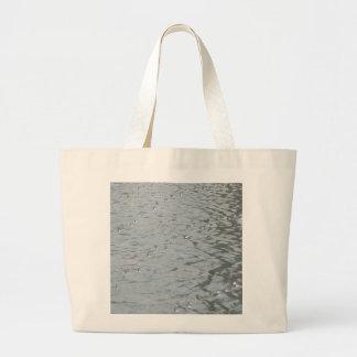 Water Ripples Jumbo Tote Bag