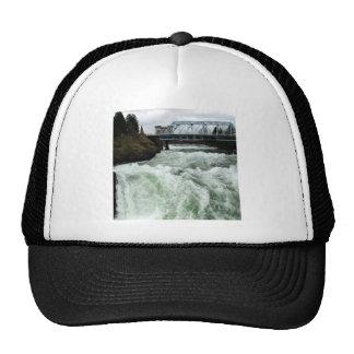 Water River Rapids Hat