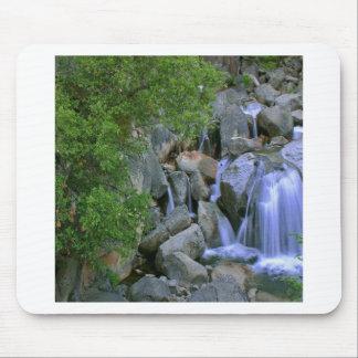 Water Rocky River Falls Mousepads