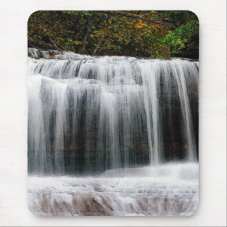 Water Rush Mouse Pad