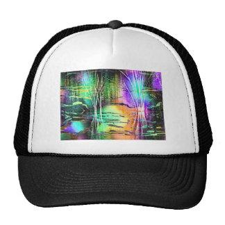 Water scene mesh hats