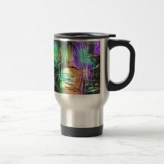 Water scene mugs