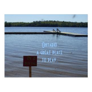 Water Scene Postcards