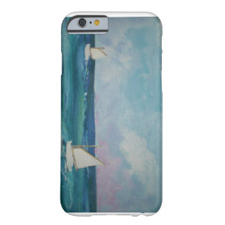 Water Scene with Boats Barely There iPhone 6 Case