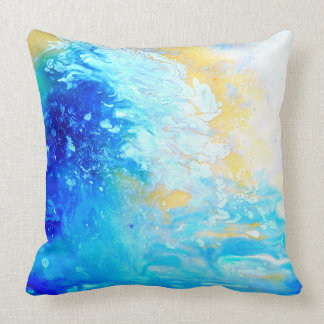 Water Series 2 Throw Pillow