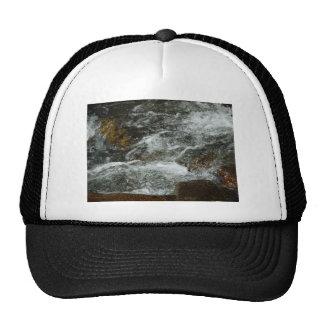 Water Shine Mesh Hats