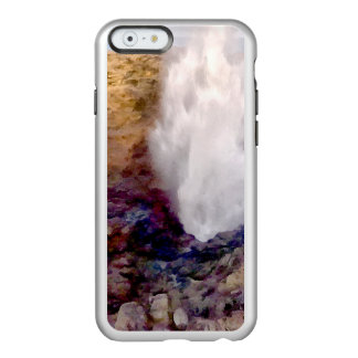 Water shower due to waves incipio feather® shine iPhone 6 case