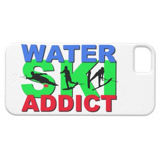 Water Ski Addict iPhone 5 Cases