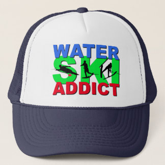 Water Ski Addict Hat