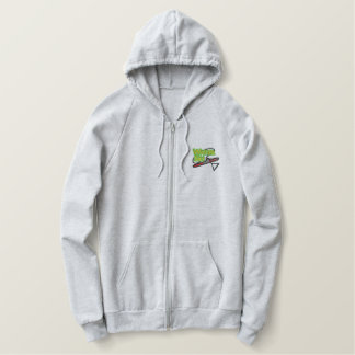 Water-ski Logo Hoodies