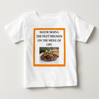 water skiing baby T-Shirt