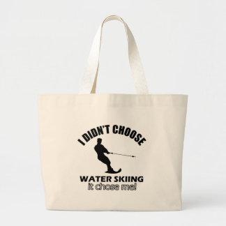 water skiing designs bags