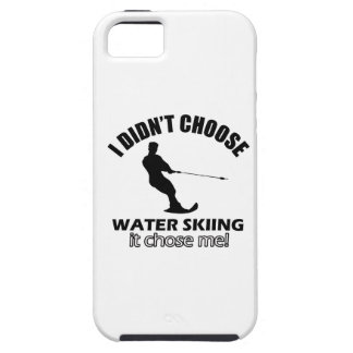 water skiing designs iPhone 5/5S covers