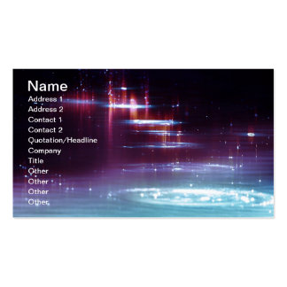 water_sparkle-wide business cards