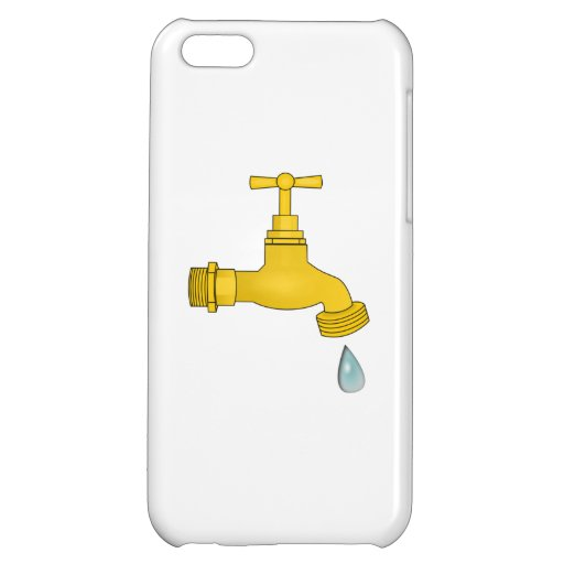Water Spigot Case For iPhone 5C