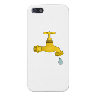 Water Spigot Cover For iPhone 5