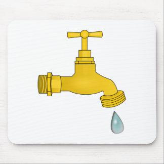 Water Spigot Mousepad