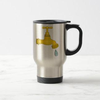 Water Spigot Mug