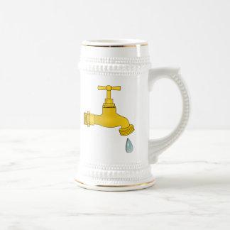 Water Spigot Coffee Mug